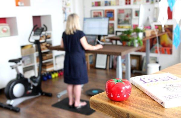 Managing time - the pomodoro technique