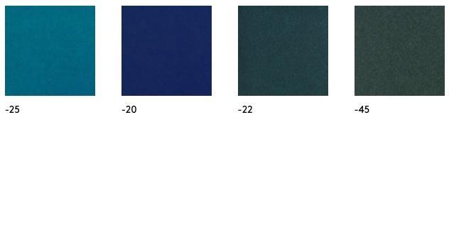 Airflake panel colour options