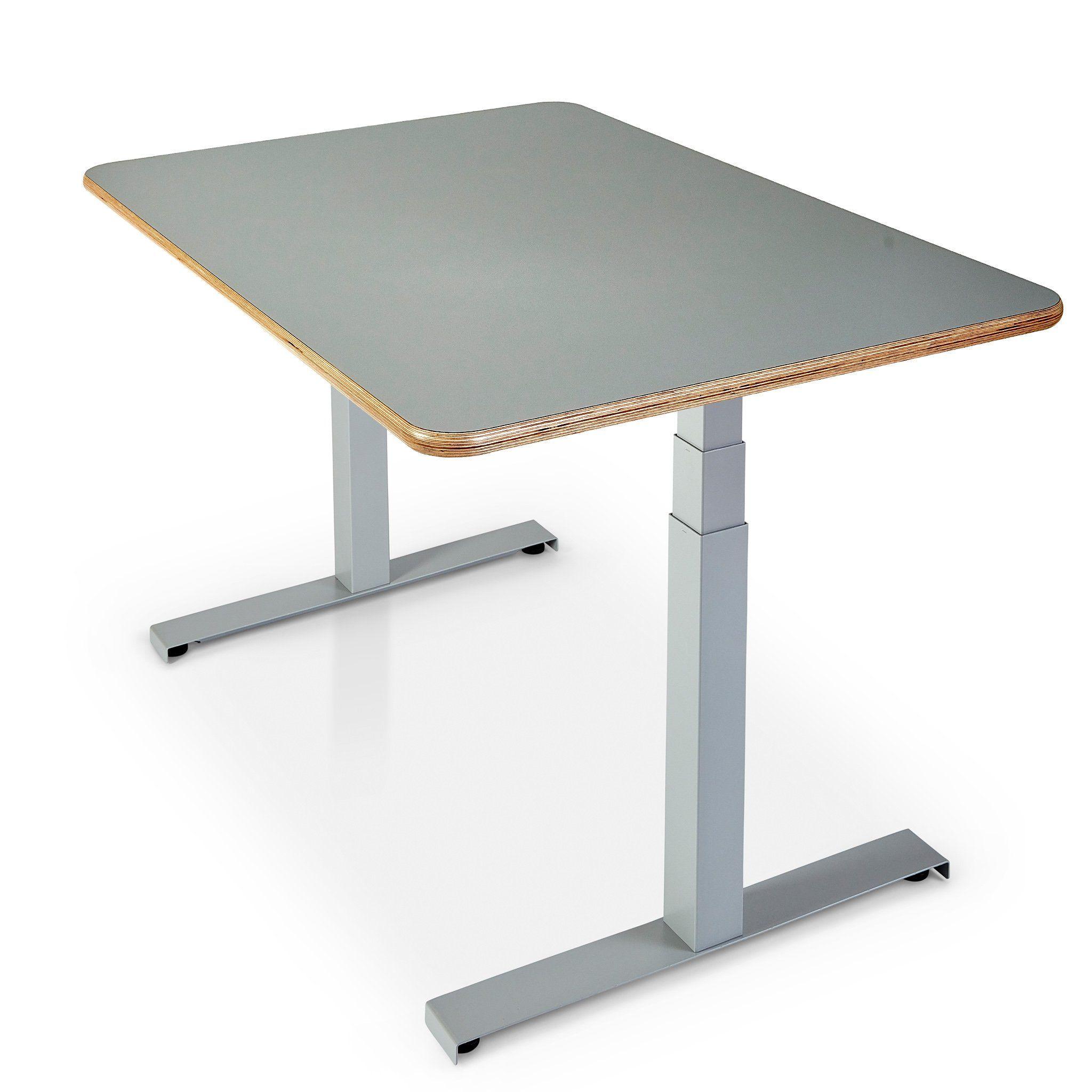 Fika Plywood Standing Desk