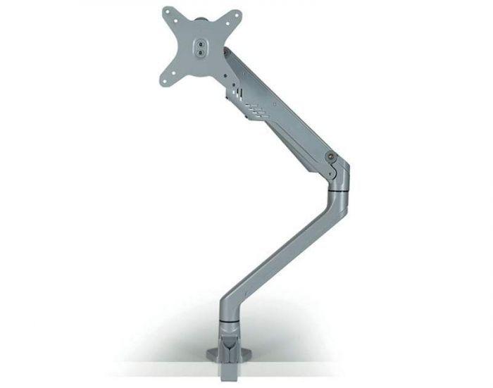 Grey gas lift monitor arm