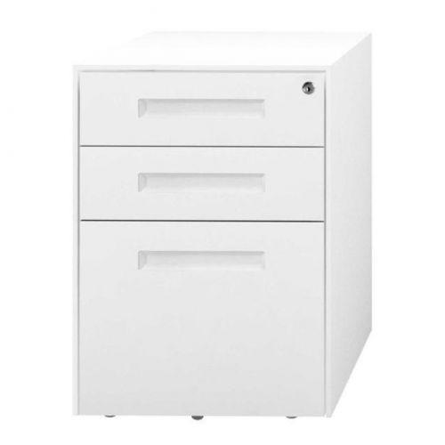 mobile pedestal storage for standing desks