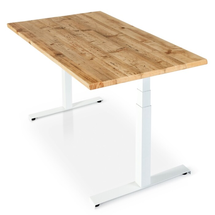 Sisu Reclaimed Wood Standing Desk