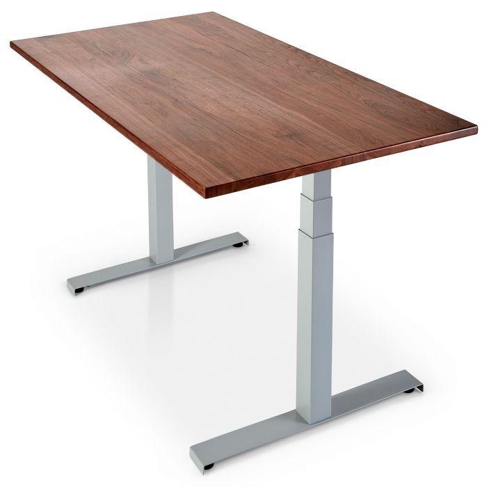 Sisu Walnut Standing Desk