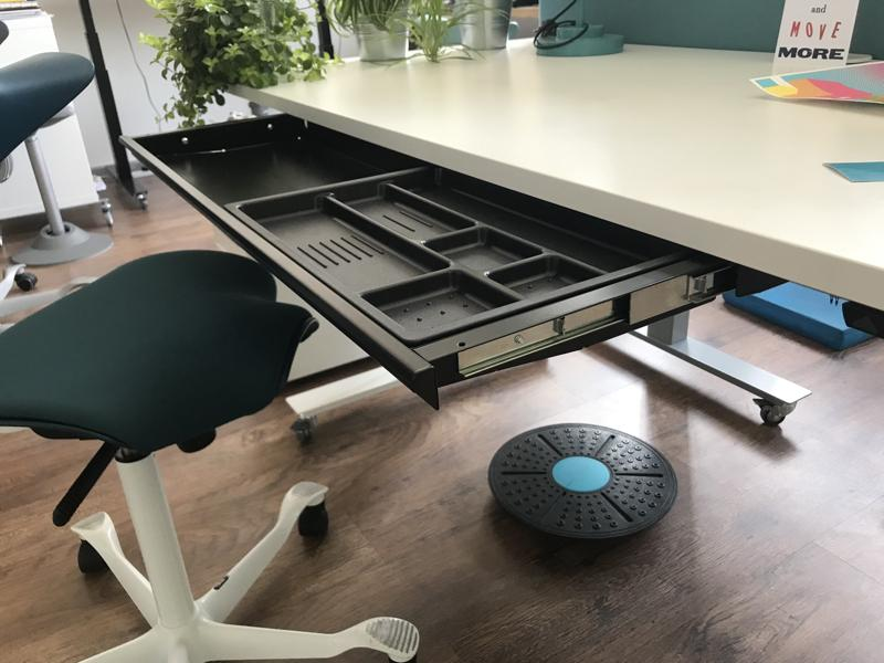 Drawer organiser and pencil tray, extra wide 80cm