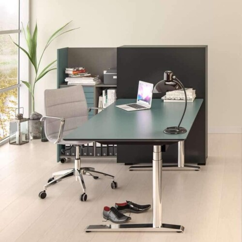 Quadro Collection Standing Desks
