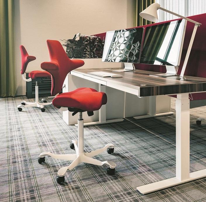 HAG Capisco Standing Desk Chair