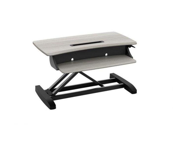 WorkFit-Z Mini Standing Desk Converter from Ergotron