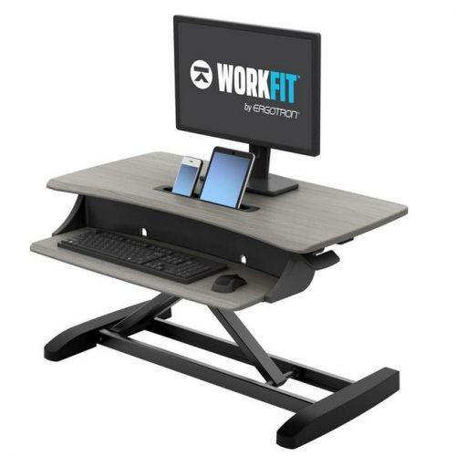 WorkFit-Z Mini Standing Desk Riser from Ergotron