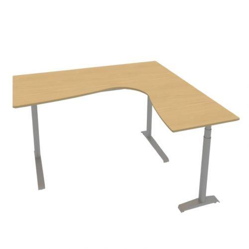 Quadro Corner Standing Desk L Shaped