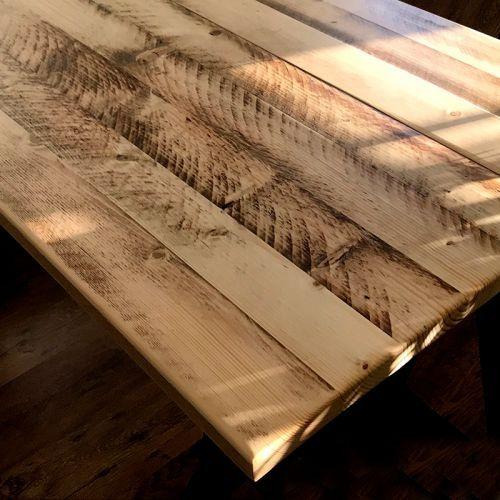 Sisu Solid Wood Standing Desks