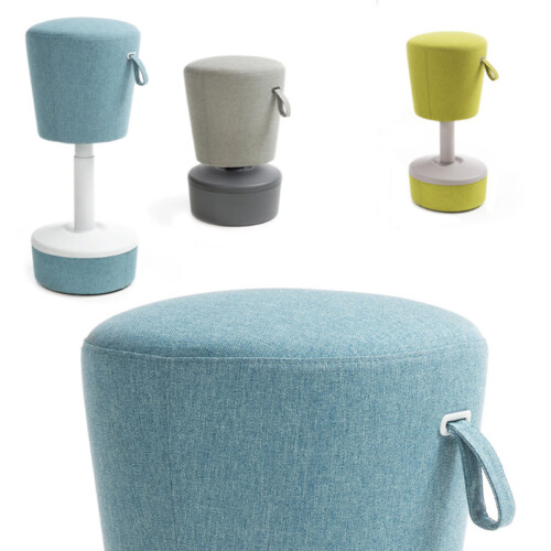Stools for Sit-Stand Desks