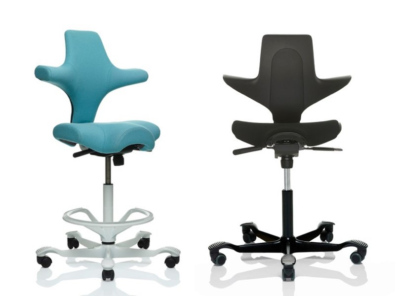 Black HAG Creed 6004 Chair | In Stock